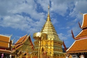 vipassana thailand - Doi Sutthep